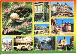 Escargot - Souvenir - Faites Comme Moi, Flanez Dans L'Yonne - Non Classés
