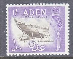 ADEN  55   ** - Aden (1854-1963)