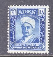 ADEN  SHIR   3  * - Aden (1854-1963)