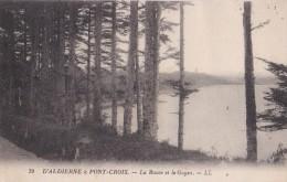 30 D AUDIERNE A PONT CROIX                               La Route Et Le Goyen - Audierne