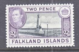 FALKLAND ISLANDS  86  * - Falkland Islands