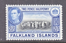 FALKLAND ISLANDS  87  * - Falkland Islands