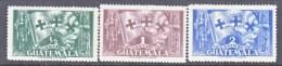 GUATEMALA  259-61    **  * - Guatemala