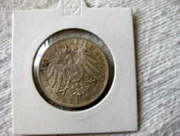Germany 2 Mark 1901 (200th Anniversary Of Preussen Kingdom) - [ 2] 1871-1918 : Empire Allemand