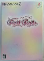 PS2 Japanese : Real Rode ( Kira Kira Box )  KAD-006 - Sony PlayStation