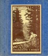 NOTICE COMMERCIALE DE LA FRAMBOISINE T NOIROT NANCY - Publicités