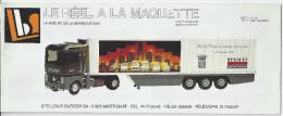 CATALOGUE LBS - CAMIONS - Louis Surber - Années 1990... - Catalogues & Prospectus