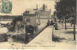 SAVONNIERES -le Moulin Et Les Quais - Sans éditeur - Other Municipalities