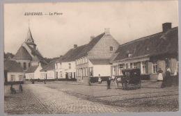 Cpa Espierres   1912 - Espierres-Helchin - Spiere-Helkijn