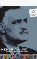 Mémoria Mundi -- L'Histoire à Travers Les Grands Hommes -- Gamal Abdel Nasser - Personajes