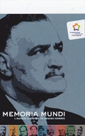 Mémoria Mundi -- L'Histoire à Travers Les Grands Hommes -- Gamal Abdel Nasser - Personaggi