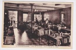 FRANCE CP CARTE POSTALE .......83 LA ROQUEBRUSSANNE HOTEL DE LA LOUBE - La Roquebrussanne