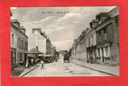 YVETOT - Rue Du Havre - 1915 - - Yvetot