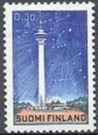 Finland 1971 Planetarium PF-MNH-NEUF - Finland