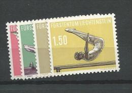 1957 MNH,  Liechtenstein, Postfris - Liechtenstein