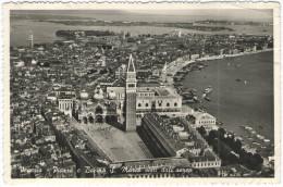 ITALIA - ITALY - ITALIE - 1952 - 10 Lire Lavoro + Timbre Taxe 5F - Tax Postage Due + Flamme Visitate La Fiera Interna... - Venezia (Venice)