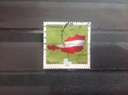Oostenrijk / Austria - Oostenrijk Op De Kaart 2012 Very Rare! - 1945-.... 2nd Republic