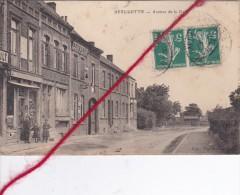 CP 62 - BERGUETTE  -  Avenue De La Gare - France