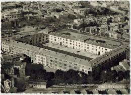 CARCASSONNE MILITARIA : RARE CPSM TAM Année 1957 Avec Légende Imprimée En Coin Inférieur Droit : Caserne Laperrine - Carcassonne