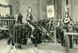 France Film Cinema Du Guesclin Roger Vercel Ancienne Photo 1949