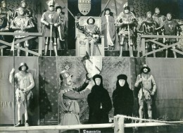 France Film Cinema Du Guesclin Roger Vercel Ancienne Photo 1949 - Photographs