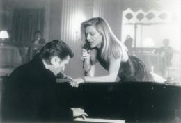 Film Cinema Jeff Bridges & Michelle Pfeiffer Fabulous Baker Boys Ancienne Photo 1989