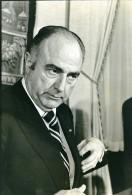 Belgique Politique Portrait De Paul Vanden Boeynants Premier Ministre Ancienne Photo 1979 - Famous People