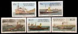 South Africa 1994 Tugboats Stamps Ship - Unused Stamps