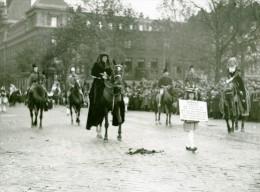 France Lille Grand Cortege Historique Roubaix Ghistelles Ancienne Photo Echo Du Nord 1932 - Places