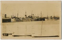 Real Photo Puerto Barrios 1950 To Banes Cuba  - Guatemala