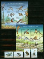 Angola 2000,16V In Set+2 Sheetlets,birds,vogels,vögel,oiseaux,pajaros,uccelli,aves,MNH/Postfris(L2231) - Zonder Classificatie