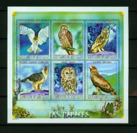 Mali 1999,6V In Block,birds,vogels,vögel,oiseaux,pajaros,uccelli,aves,MNH/Postfris(L2232) - Zonder Classificatie