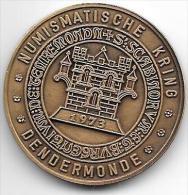 Numismatica Belguim EGMPDendermonde  25 Jaar Bestaan 1973- 1998 - Andere