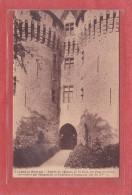 NOGENT-LE-ROTROU > 28 > EDIFICES > CHATEAUX > Entrée Du Chateau De St-Jean, Ses Deux Tourelles Construite Par Etc... - Nogent Le Rotrou