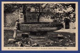 29 LOQUEFFRET Entrée Du Château Du Rusquec - Animée - Autres Communes