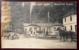 ROMANIA - RPPC |1910 - BAILE JIGODIN - MIERCUREA CIUC - MELEGFURDO ZSOGOD - Rumänien