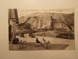 Carte Postale - Entrée Du Châlet Hôtel Du Galibier - Le Tunnel (17) - Non Classificati