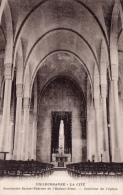"""VILLEURBANNE -LA CITE """"Sanctuaire Sainte Thérése De L'Enfant-Jésus"""" Intérieur - Villeurbanne"""