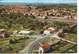 PONT DU CHATEAU - Vue Générale Aérienne - Pont Du Chateau