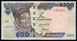 NIGERIA  : 200 Naira - 2005 - P29 - UNC - Nigeria