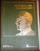 Gran Obra ´HISTORIA DEL FRANQUISMO´ (SUEIRO & DIAZ NOSTY, ED. SEDMAY, 1977) - 4 TOMOS - Libros, Revistas & Catálogos