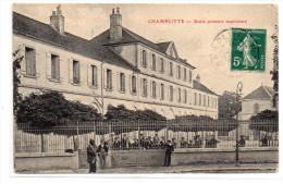 Haute-Saône : Champlitte : Ecole Primaire - France