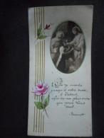 """IMAGE VOEUX PERPETUELS - KERMARIA 1947 Soeur Marie Sainte MARCELLE"""" - Religion & Esotericism"""