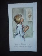 """IMAGE PREMIERE COMMUNION """"Anne GROSSTEPHAN - 1969 - Ecole Chevreuil"""" ( - Religion & Esotericism"""
