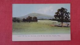 --Rotograph - Massachusetts> Links Of  Mt Tom Golf Club Holyoke === ====== =ref  47 - United States