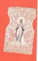 25596- Image Pieuse -dentelle Canivet - Vierge -ed Bouasse Lebel Paris -631 - Images Religieuses