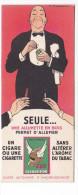 Marque Pages - Allumettes Cigarettes/Casque D'Or/ANIC/ Maitre D'Hôtel/ Caisse Autonome Amortissement/dessin Fabiano