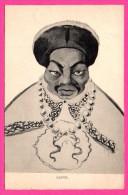 CPA - Politique - Satirique - Caricature - Roi ?? - Prince ?? - Japon - Illustrateur LEAL DE CAMARA - P.L. PARIS - Personnages