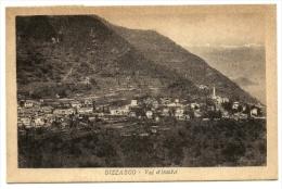 1953 - Italia - Cartolina Timbro Dizzasco    4/7 - Altre Città