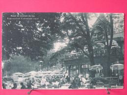 75 - Paris - Exposition Coloniale 1931 - Route De Ceinture Du Lac - La Terrasse P. Beillard - Scans Recto-verso - Exhibitions